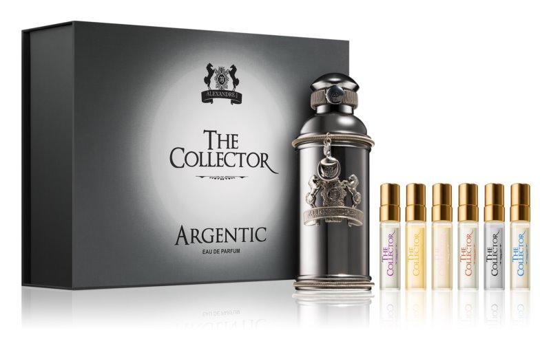 Alexandre.J The Collector: Argentic set cadou I.
