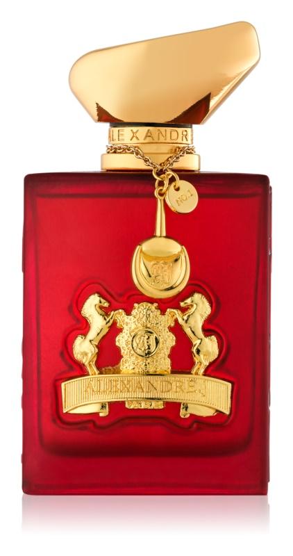 Alexandre.J Oscent Rouge eau de parfum mixte 100 ml