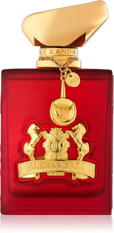 Alexandre.J Oscent Rouge eau de parfum unisex 100 ml
