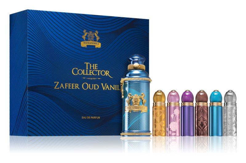 Alexandre.J The Collector: Zafeer Oud Vanille подаръчен комплект I.