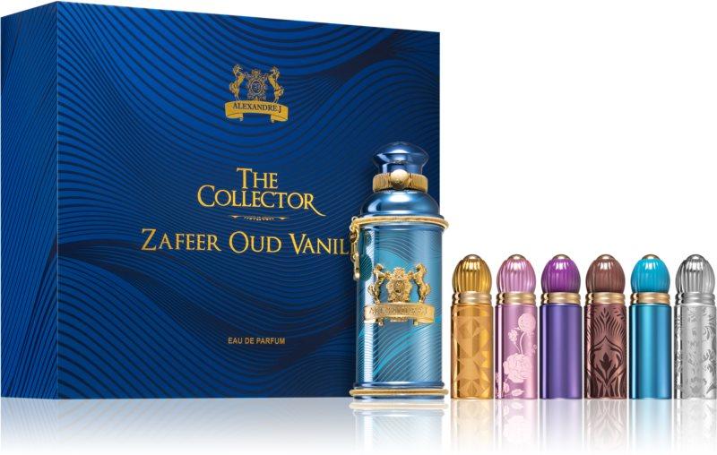 Alexandre.J The Collector: Zafeer Oud Vanille poklon set I.