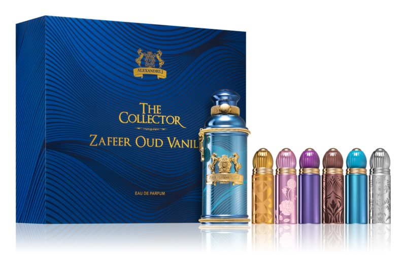 Alexandre.J The Collector: Zafeer Oud Vanille set cadou I.