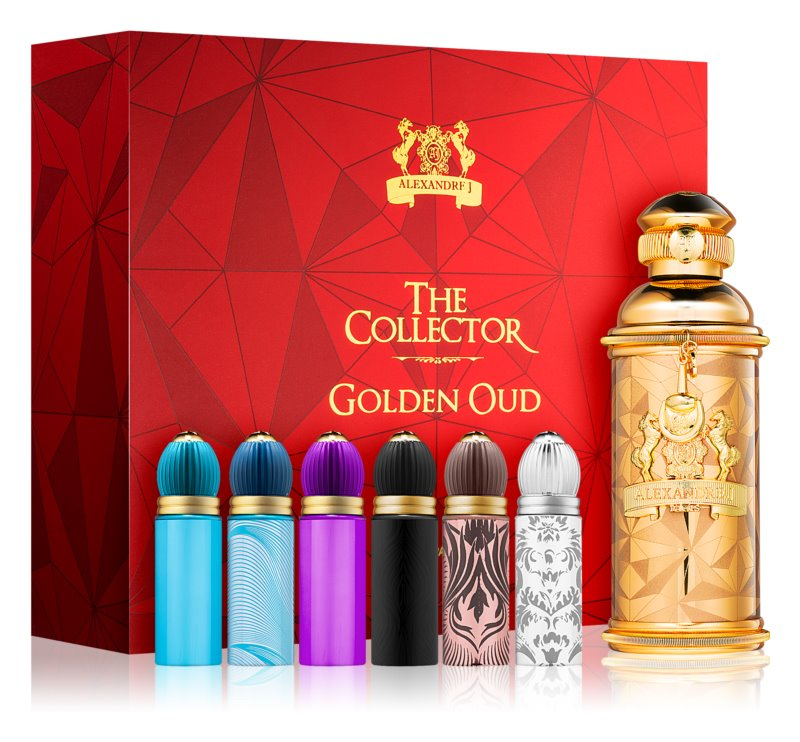 Alexandre.J The Collector: Golden Oud