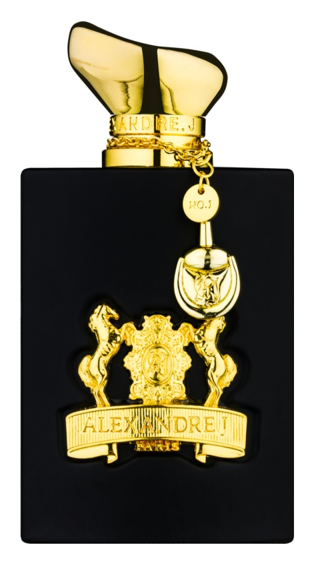 Alexandre.J Oscent Black Eau de Parfum unisex 100 μλ