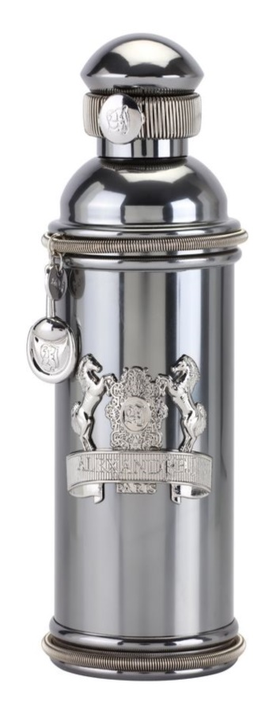 Alexandre.J The Collector: Argentic Eau de Parfum unisex 100 μλ