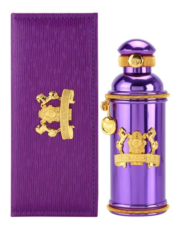 Alexandre.J The Collector: Iris Violet Eau de Parfum for Women 100 ml