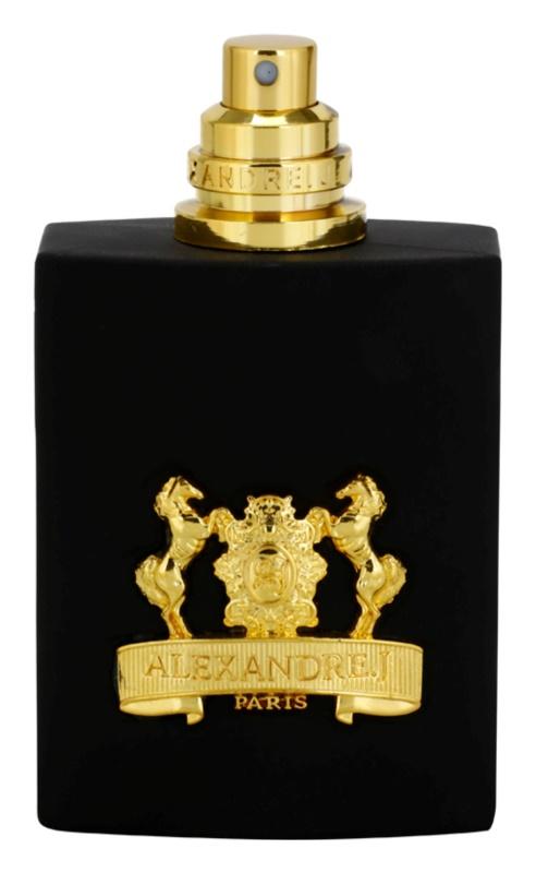 Alexandre.J Oscent Black eau de parfum teszter unisex 100 ml