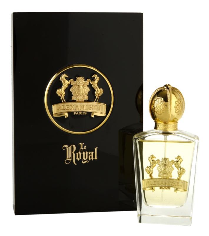 Alexandre.J Le Royal eau de parfum para hombre 60 ml