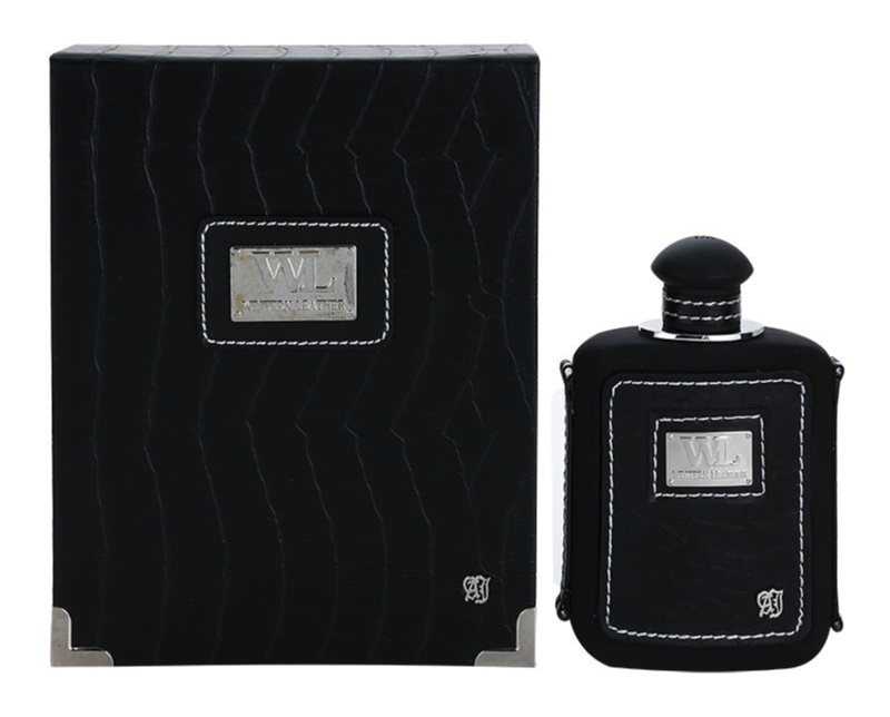 Alexandre.J Western Leather Black Eau de Parfum für Herren 100 ml