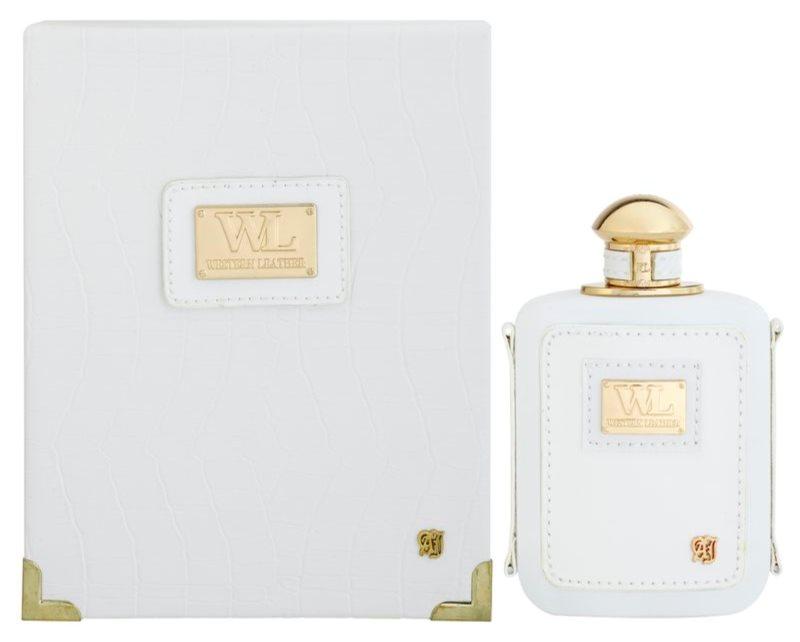 Alexandre.J Western Leather White Eau de Parfum Damen 100 ml