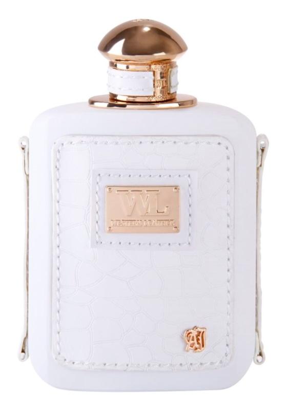 Alexandre.J Western Leather White woda perfumowana tester dla kobiet 100 ml