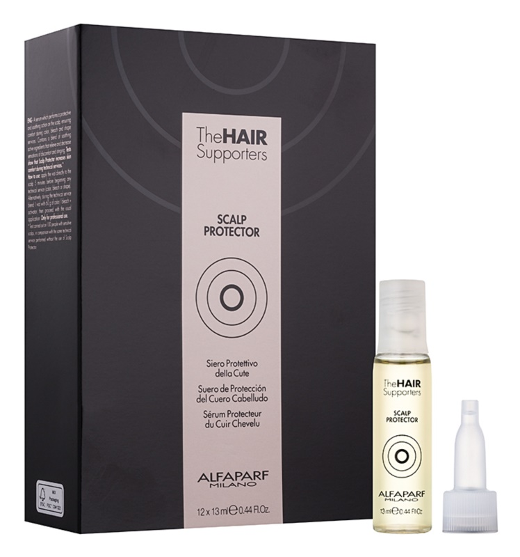 Alfaparf Milano The Hair Supporters Scalp Protector Schutz-Serum Vor dem Färben