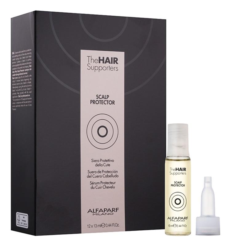 Alfaparf Milano The Hair Supporters Scalp Protector sérum protector pre-coloración