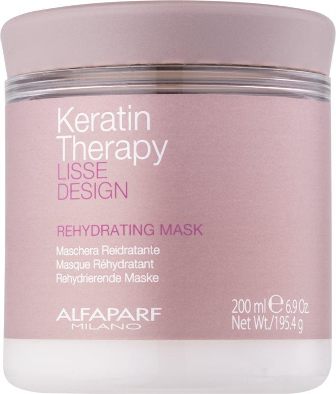Alfaparf Milano Lisse Design Keratin Therapy maska za rehidraciju za sve tipove kose