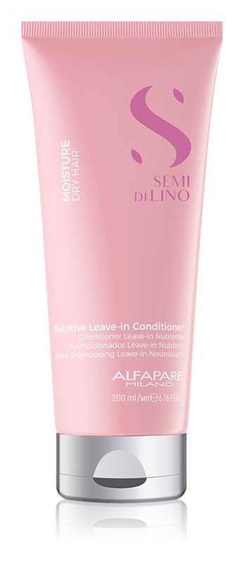 Alfaparf Milano Semi di Lino Moisture Leave - In Conditioner For Dry Hair