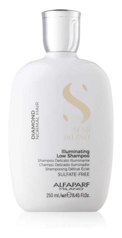Alfaparf Milano Semi di Lino Diamond Illuminating Shampoo  voor Normaal Haar