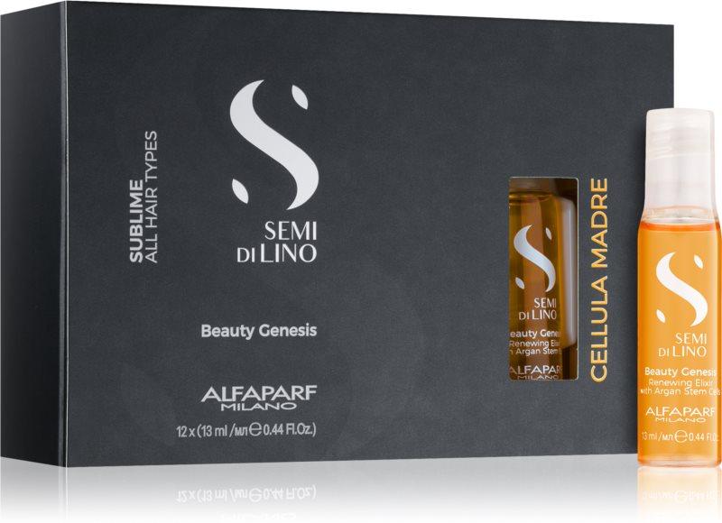 Alfaparf Milano Semi di Lino Beauty Genesis Haarserum