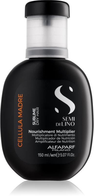 Alfaparf Milano Semi di Lino Sublime Nutrishment Multiplier koncentrát pre suché vlasy