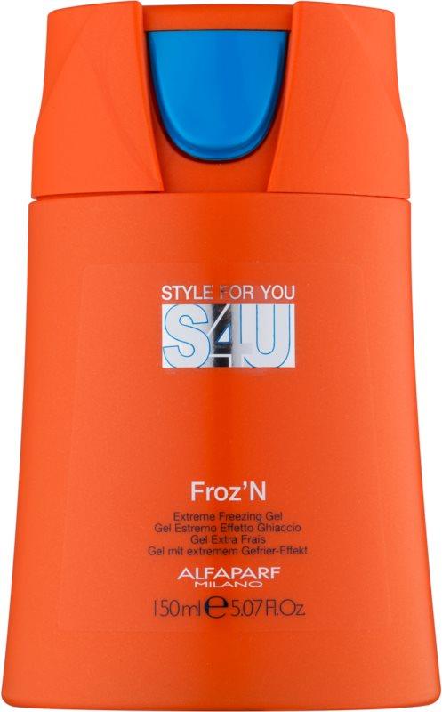 Alfaparf Milano Style for You (S4U) hajzselé extra erős fixálás