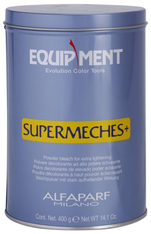 Alfaparf Milano Equipment pó para extra branqueamento