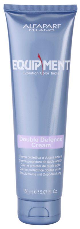 Alfaparf Milano Equipment creme protetor para aplicar antes da coloração do cabelo