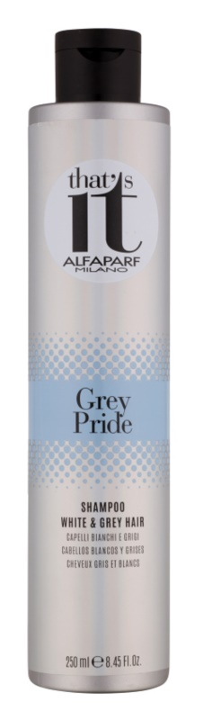 Alfaparf Milano That s it Grey Pride šampón pre šedivé vlasy
