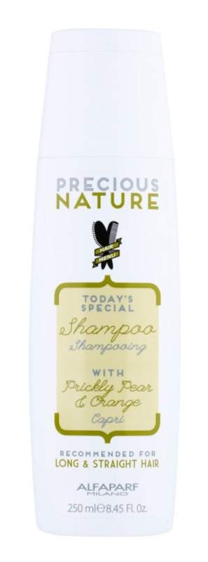 Alfaparf Milano Precious Nature Prickly Pear & Orange gladilni šampon