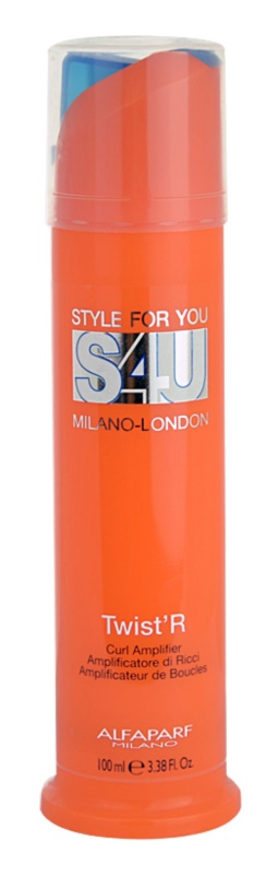 Alfaparf Milano Style for You (S4U) fluid hullámos hajra
