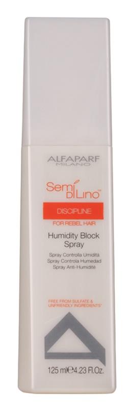 Alfaparf Milano Semi di Lino Discipline schützendes Spray gegen das Feuchtwerden der Haare