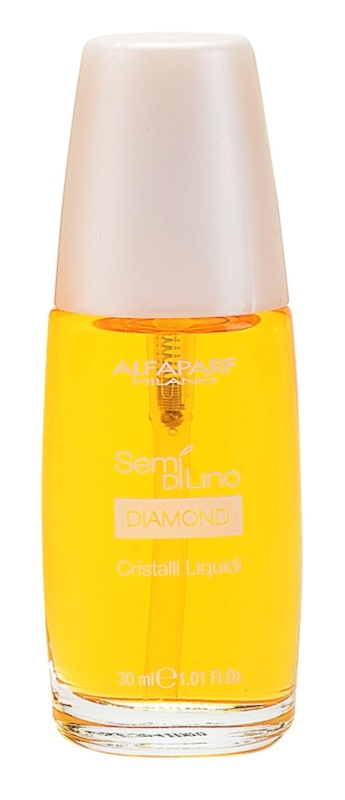 Alfaparf Milano Semi di Lino Diamond Illuminating Brightening Serum for Glossy Hair