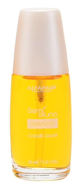 Alfaparf Milano Semi di Lino Diamond Illuminating sérum illuminateur pour avoir des cheveux brillants