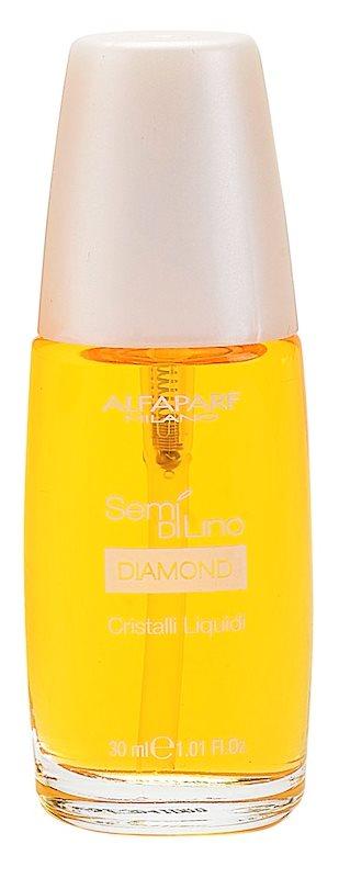 Alfaparf Milano Semi di Lino Diamond Illuminating sérum iluminador para dar brilho ao cabelo