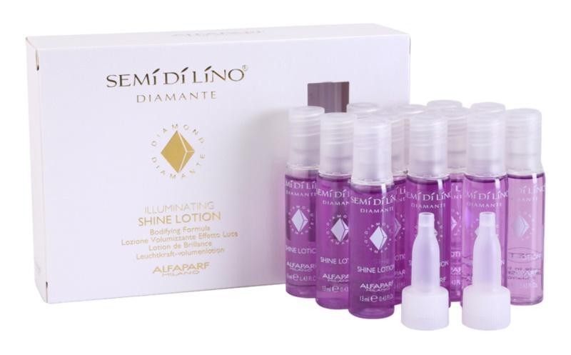 Alfaparf Milano Semi di Lino Diamond Illuminating Haarkur für höheren Glanz