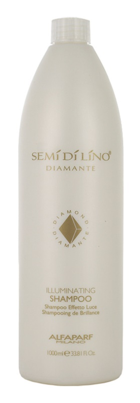 Alfaparf Milano Semi di Lino Diamond Illuminating šampon pro lesk
