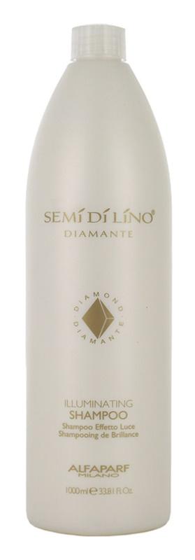 Alfaparf Milano Semi di Lino Diamond Illuminating shampoo per la brillantezza