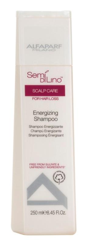 Alfaparf Milano Semi di Lino Scalp Care Actieve Shampoo  tegen Haaruitval