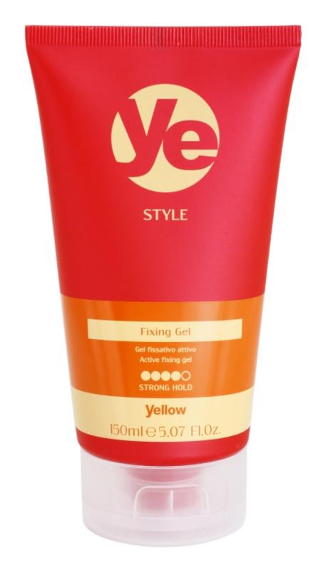 Alfaparf Milano Yellow Style gel modelador para cabelo