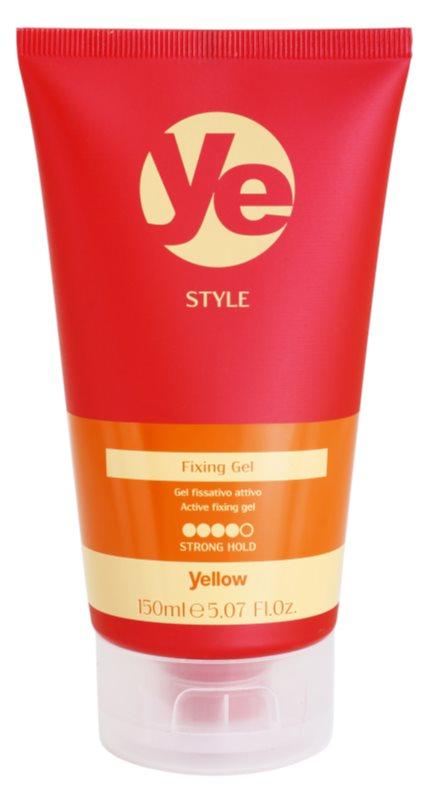 Alfaparf Milano Yellow Style Styling Gel für das Haar