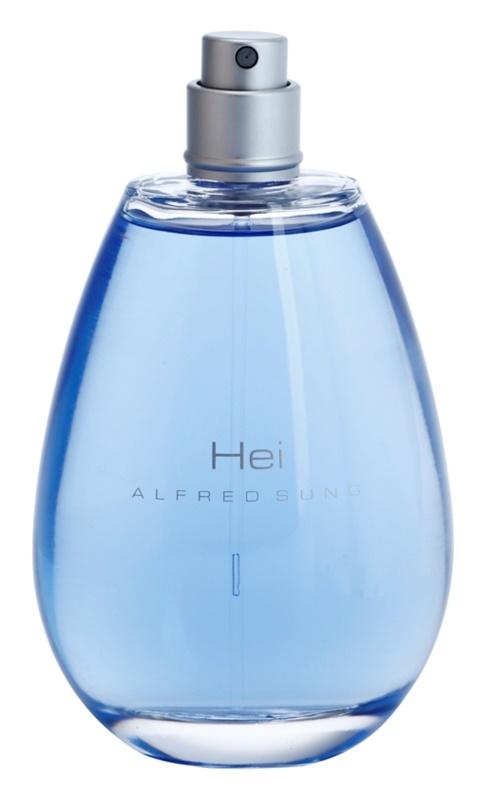 Alfred Sung Hei toaletní voda tester pro muže 100 ml