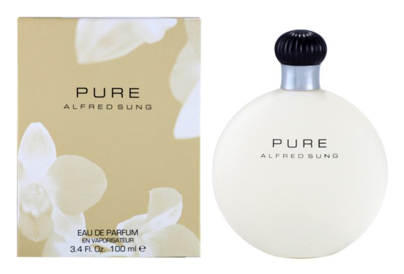 Alfred Sung Pure Eau de Parfum für Damen 100 ml