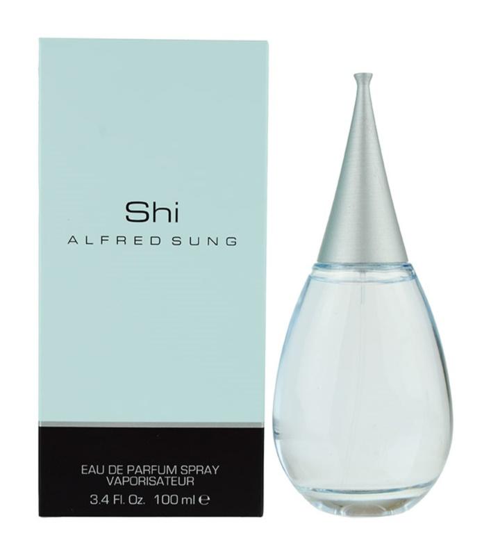 Alfred Sung Shi Eau de Parfum voor Vrouwen  100 ml
