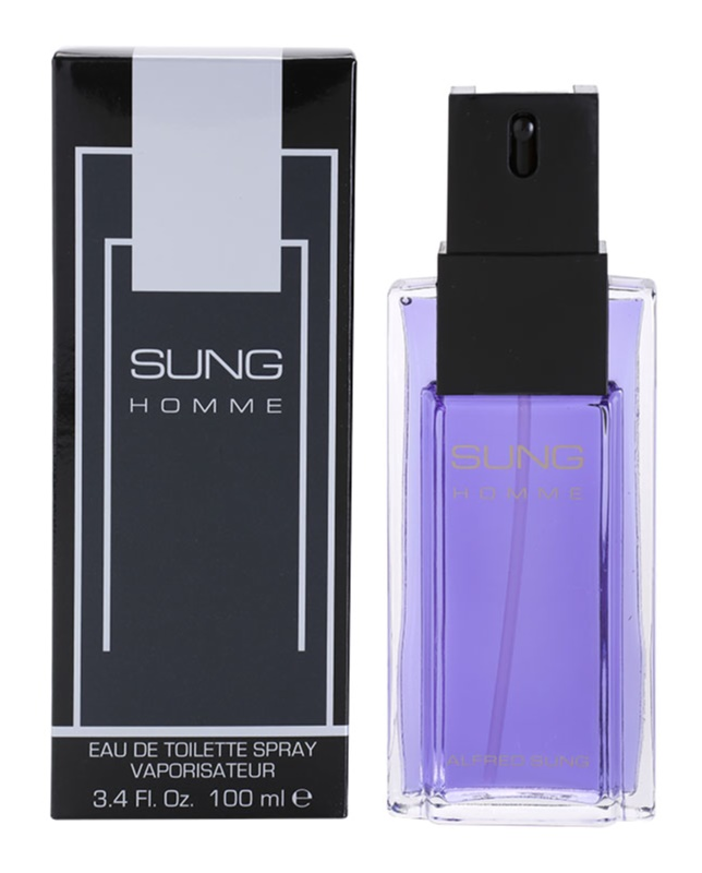 Alfred Sung Sung for Men toaletna voda za muškarce 100 ml