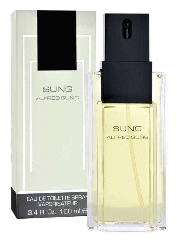 Alfred Sung Sung Eau de Toilette for Women 100 ml