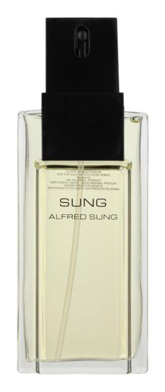 Alfred Sung Sung toaletní voda tester pro ženy 100 ml