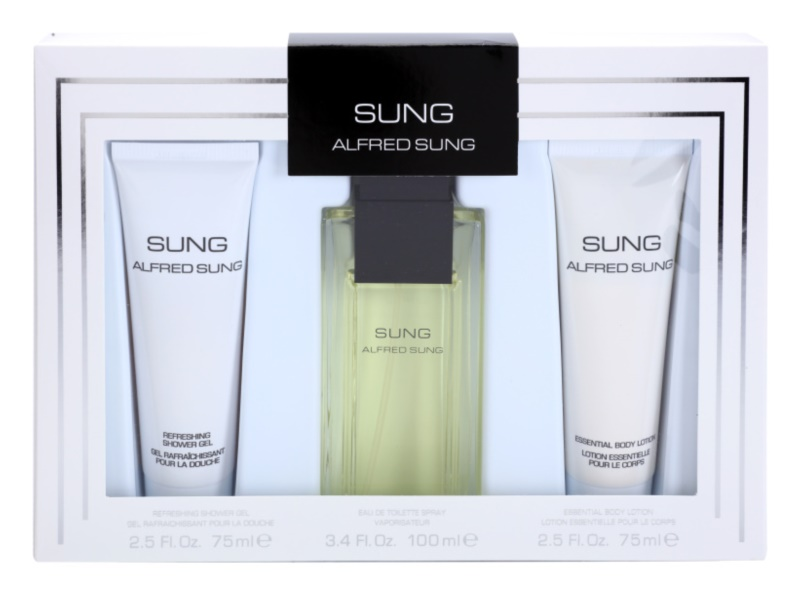 Alfred Sung Sung coffret cadeau I.