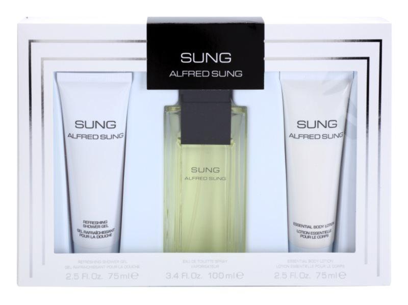 Alfred Sung Sung Geschenkset I.