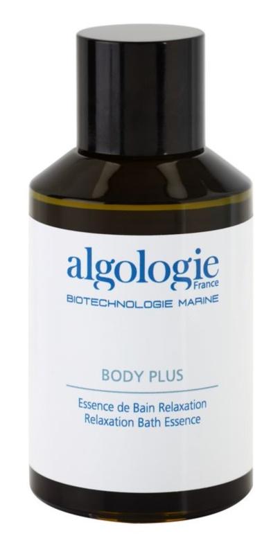 Algologie Body Plus Badöl mit essenziellen Ölen und Auszügen aus Mittelmeerpflanzen