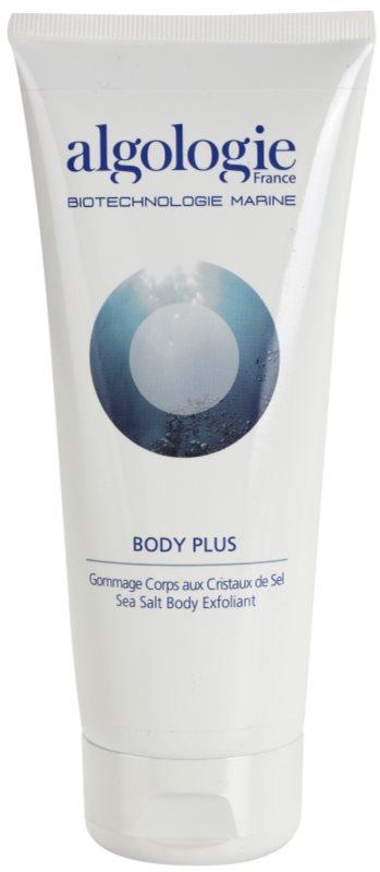Algologie Body Plus exfoliante corporal con sal marina