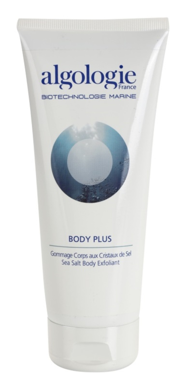 Algologie Body Plus peeling do ciała z solą morską