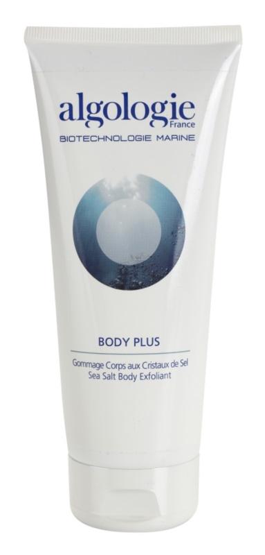 Algologie Body Plus testpeeling tengeri sóval